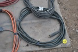 50FT WELDING LEAD W/ GROUND CLAMP
