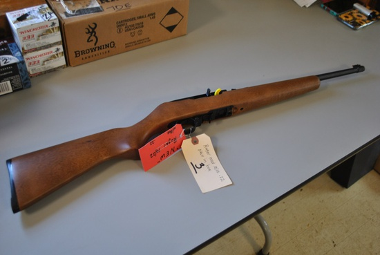 RUGER MOD 10/22 .22 RIFLE- NEW IN BOX