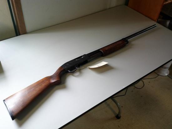 JC HIGGINS MOD 20 12GA PUMP SHOTGUN
