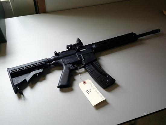 S&W MP15-22 .22LR
