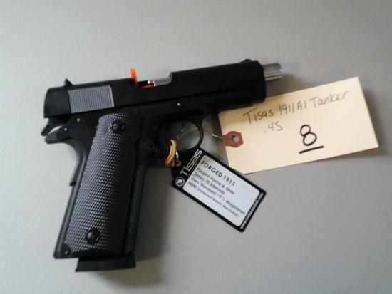 TIAS 1911A1 TANKER .45