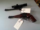 THOMPSON CENTER ARMS .357+.221 REM PISTOL