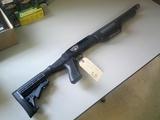 MOSS 500 12GA PUMP SHOTGUN