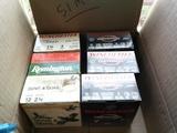 5 BOXES 12GA AMMO