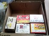 5 BOXES 20GA AMMO