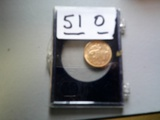 1886-S GOLD $5 COIN