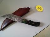 KNIFE W/ SHEATH