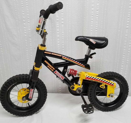Tonka Mighty Bike 120 Dual Shock System