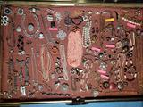 Large Case Lot Fashion Jewelry incl Signed Pcs.
