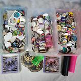 100s Of POG Milk Cap and Slammers Game Assortment