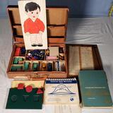 1960 Stanford-Binet Intelligence Scale Test Kit for Form L_M