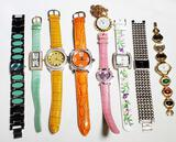 Fashion Wrist Watches incl. Suzanne Somers