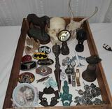 Case Lot Of Collectibles