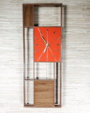 Mid Century Sunbeam Clock