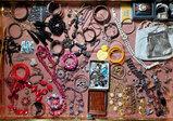 Large Case Fashion Jewelry