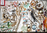 Large Case Lot of Costume Jewelry