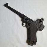 Metal Movie Prop German Luger P08