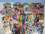 Approx 150 Comic Books