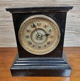Late 1800s Aesthetic Movement Ansonia Mantle Clock