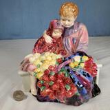 Royal Doulton Flower Sellers Children HN 1342
