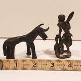 Dogon Blacksmith Figures Of Gods