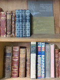 Collection of Antique Books See Photos
