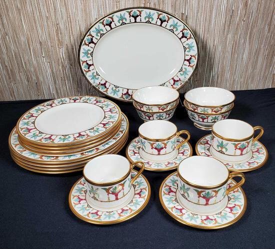 """Lenox """"Tosca"""" Grand Tier Collection Fine China"""