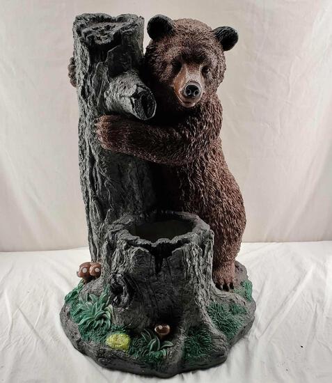 Bear Honey Pot Fountain