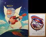 Jerry Angel Giclee and Album Art Poster, Signed by Stanley Mouse