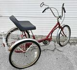 Trailmate Regal E-Z Roll Tricycle with Basket
