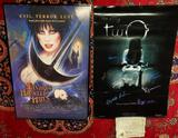 2 Signed movie posters - The Ring 2 and Elvira
