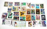 50+ NFL Football Cards incl. Autographs