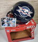 Super Bowl XX (20) Chicago Bears Riddell Helmet Autographed by Mike Ditka & Buddy Ryan w/ Coa