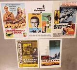 5 Vintage Movie Posters