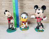 3 NFL Tampa Bay Bucs Disney Bobble Dobbles