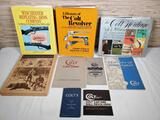 Collection of Winchester & Colt Firearm Books & Pamphlets