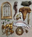 Lot Of Decorator Items