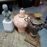 2 Decorator Sculptures
