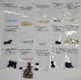 Lot Of 160+ Cut Gemstones