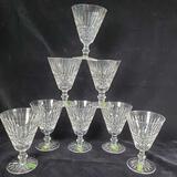 8 Waterford Crystal