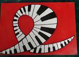 Su Daitch 2012 Acrylic On Canvas