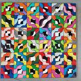 Su Daitch 2009 Acrylic On Canvas