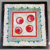Su Daitch 2004 Acrylic On Canvas