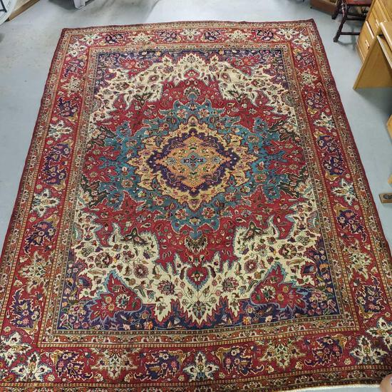 Persian 100% Wool Rug