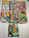 Approx. 120 Marvel & Image Comic Books - Mostly 1990's