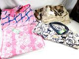 4 New with Tags Totes incl. Lily Pulitzer