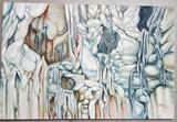 Irene Sukle (1945-2008) Ohio Surrealist Artist And Art Teacher