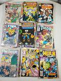 Approx. 120 1980's-90's Marvel Comics