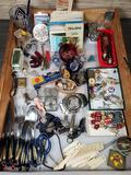 Case Lot of Vintage Collectibles