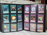 Yugioh Yu-Gi-Oh! Card Album of 250+ Cards